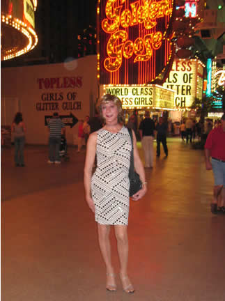 Las Vegas Downtown Sharon Dewitt